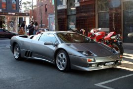 Lamborghini Diablo VT Roadster Дональда Трампа продается с аукциона