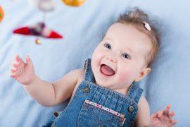 Что должен уметь ребенок в 5 месяцев?