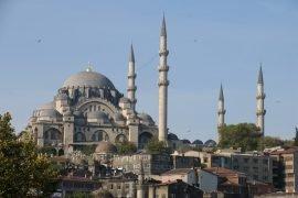 Самые знаменитые достопримечательности Стамбула