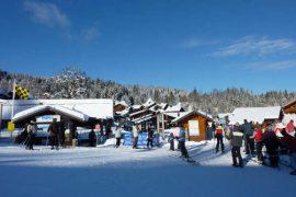 ТОП-10 горнолыжных курортов для отдыха с детьми