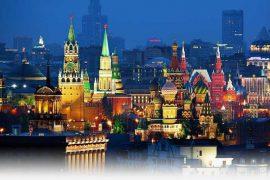 Самый большой город в России