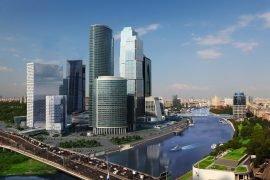Самые развитые города России