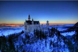 Самые красивые замки мира – список с фото