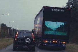 Samsung борется с авариями на дорогах