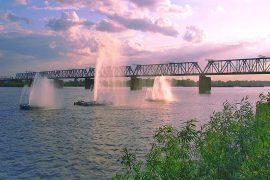 Самые большие реки России и их длинна