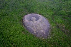 Самое загадочное место планеты – Патомский кратер