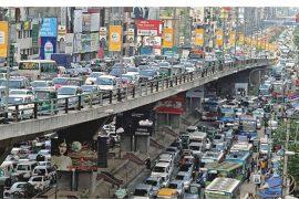 В столице Бангладеш можно иметь не более двух авто в одной семье