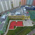 Самая большая школа в России