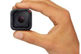 Самая маленькая видеокамера в мире