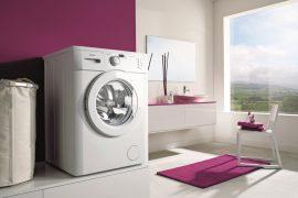 Самая узкая стиральная машина