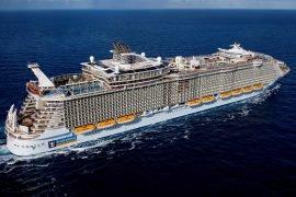 Самый высокий корабль в мире