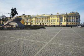 Рейтинг самых больших площадей России