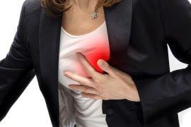 Почему болит грудь перед месячными у девушки