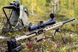 Самые мощные снайперские винтовки в мире