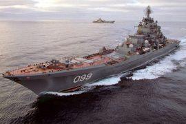 ТОП-10 самых больших кораблей российского флота