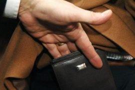 Самые популярные приемы карманников