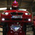 Турецкий робот-трансформер покорил поклонников робототехники