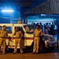 В Индию со своей охраной