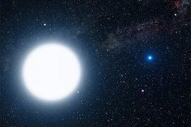 Самые большие звезды на небе – ТОП-5