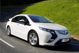 ТОП-10 популярных электромобилей