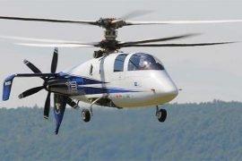 Самый быстрый и самый легкий вертолет в мире