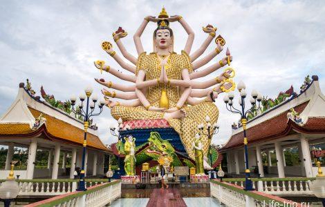 6 лучших достопримечательностей острова Самуи, Таиланд