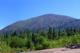 Самая высокая гора в Башкортостане
