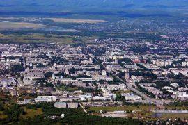 Самый дождливый город в России