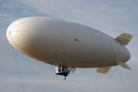 Самый большой дирижабль в мире