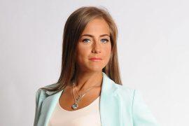 Экс-жена Аршавина дебютировала на «Первом канале»