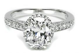 Почему бриллиантовые кольца считаются драгоценностями на все времена?