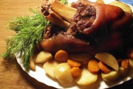 Как приготовить свиную рульку – лучшие рецепты