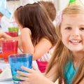 Организация благотворительного выступления для детей