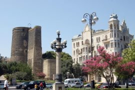 Достопримечательности Баку