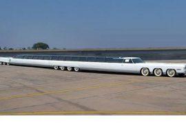 Самый длинный в мире автомобиль