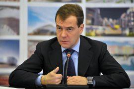 Сколько лет Дмитрию Анатольевичу Медведеву?