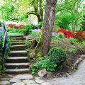 Садовые дорожки как элемент ландшафтного дизайна