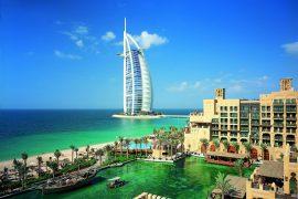 Футуристическая экзотика: Арабские Эмираты