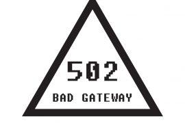Что означает ошибка 502 Bad Gateway?