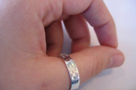 Как узнать размер пальца для кольца в домашних условиях