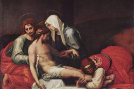 Исследователи вскрыли усыпальницу Христа