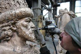 Ивану Грозному поставили монумент