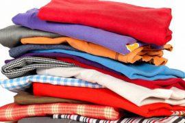 Как избавиться от складок на одежде без утюга?