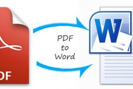 Как Ворд перевести в ПДФ (WORD в PDF)