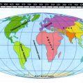 Сколько материков на Земле?