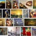 Самые известные картины мира – ТОП-10 с ФОТО и описанием