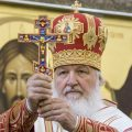 Патриарх Кирилл прогулялся по Лондону инкогнито