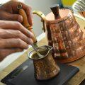 Секрет идеального кофе в турке