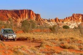Самый сухой материк на Земле – Австралия