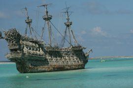 Найдено кладбище затонувших кораблей